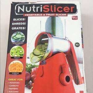 Emson nutri slicer 3-in 1 counter top slicer